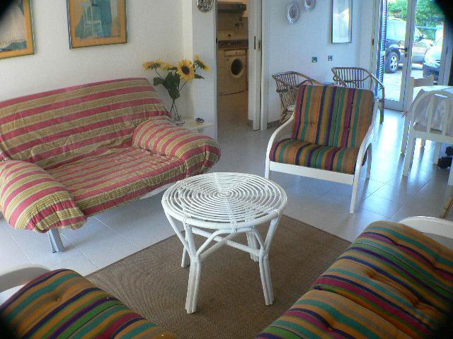 Casa frente al mar playa de Nora Pula Cerdeña