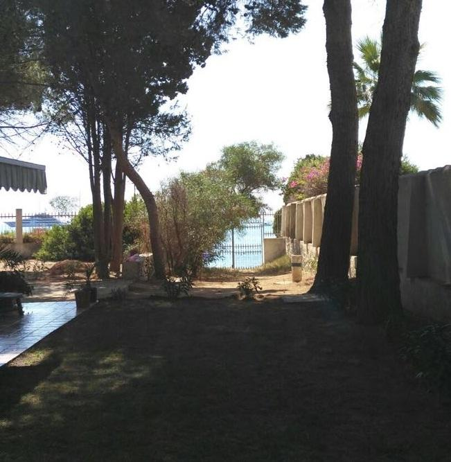 Studio seaside Beach of Nora Pula Sardinia