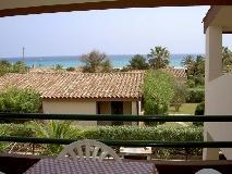 Apartment 3 rooms Facing the sea in Costa Rei Sardinia