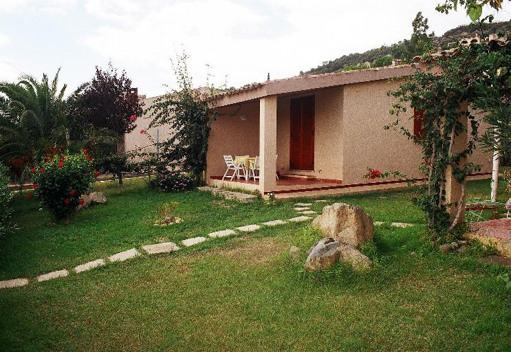 Apartment Valle 2 Rooms In Residence Costa Rei