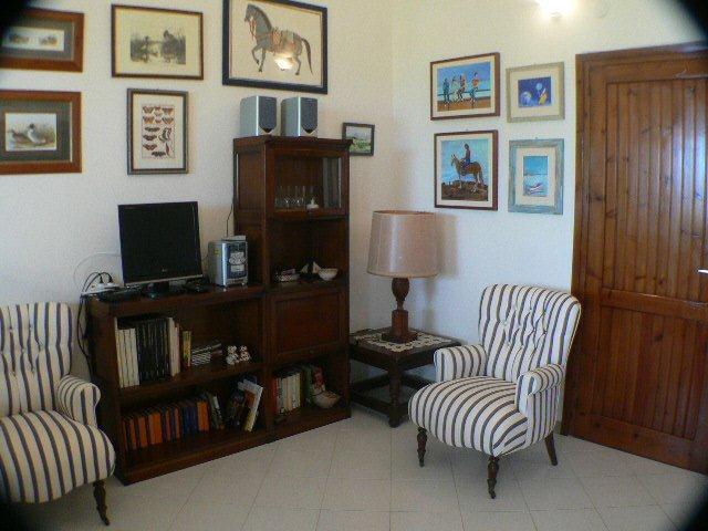 Villa les oliviers 2 Is Molas Residence Pula Sud Sardaigne