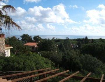 Willa panoramiczna w Santa Margherita w Pula 150 m od morze