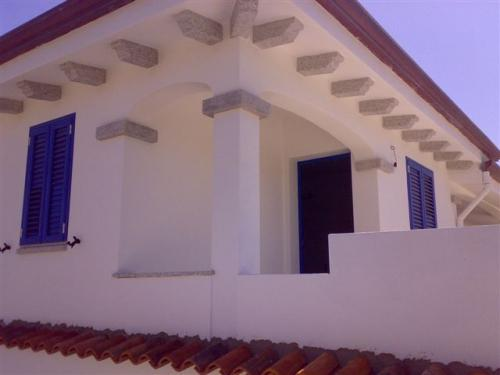 Dom Iscra Voes 1 na plażę Sa-Piotra-ruja winnicy di Siniscola