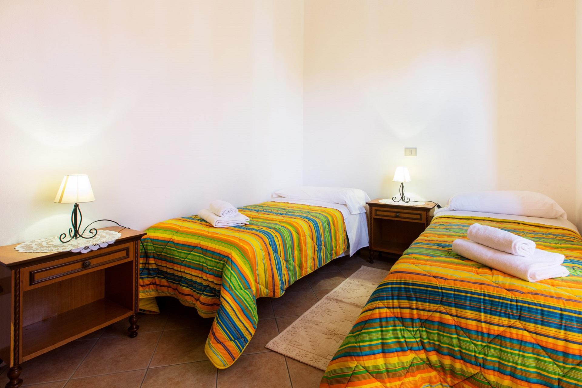 Ferienhaus Aurora 2 Zentrum der stadt Pula auf Sardinien