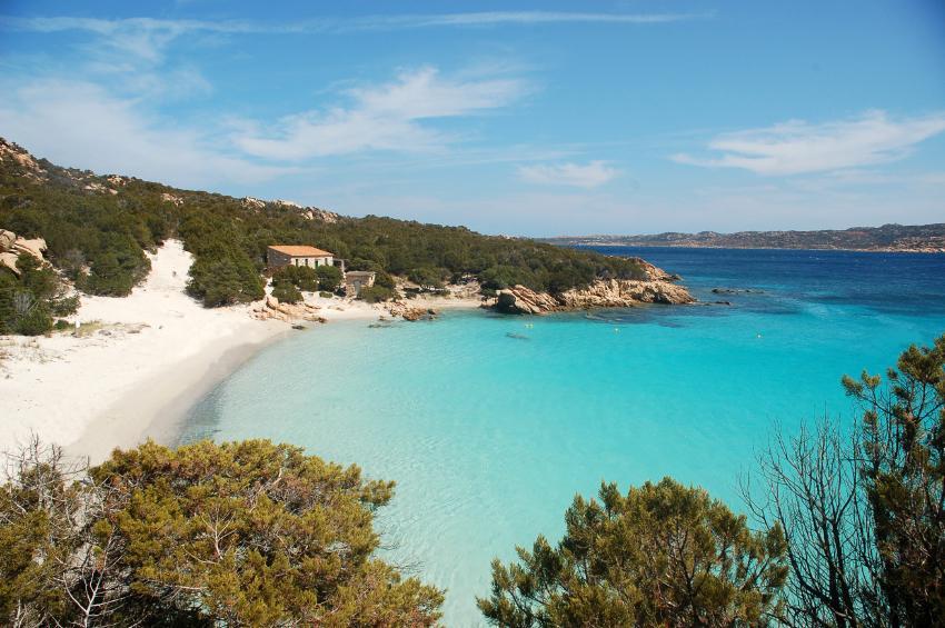 Willa Girasole Capo Blu Santa Margherita Pula Południowa Sardynia