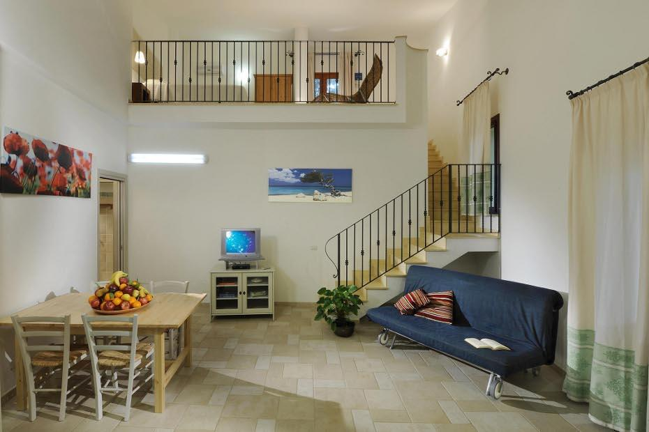 Junior Suite Pinus B4 200 m od Plaża Santa Margherita Pula