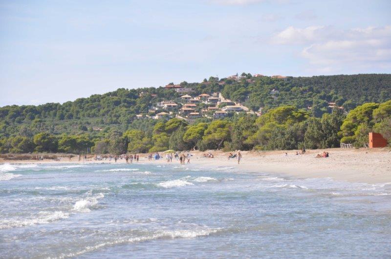 Vacation home Gatta Volpe 900m from the sea in Porto Pino