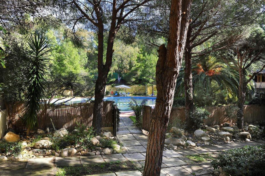 Rezydencja Pinus Wioska Santa Margherita Pula 300 m od Morze