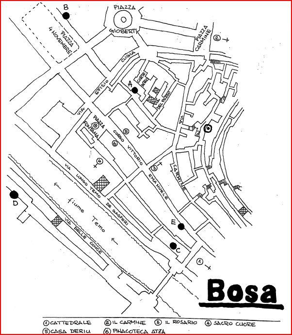 Trylokale Ekstra komfort Bosa