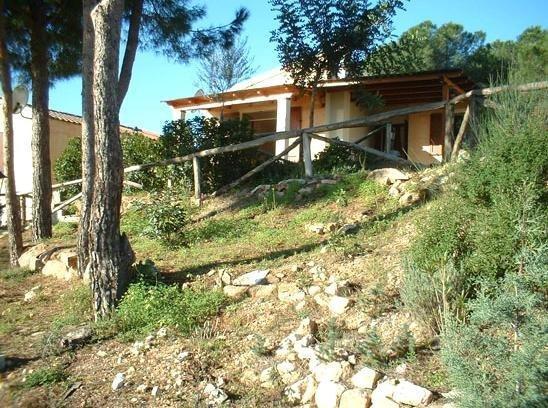 Villa Eden Rock, Santa Margherita di Pula Sardinia