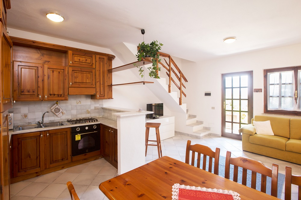 Appartement à 300m de la plage Su Giudeu Chia Sardaigne