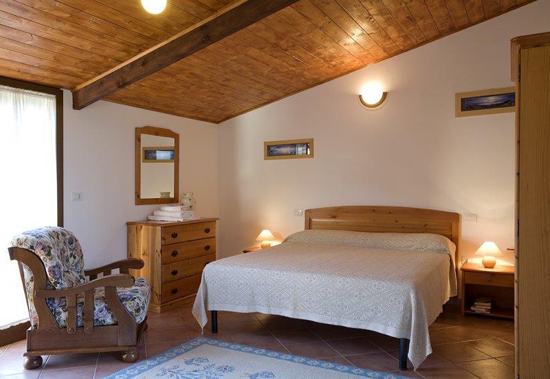 Apartament z 2 sypialniami i basenem w wiejskiej Rezydencji Alghero