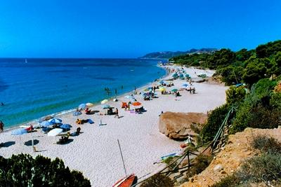 Villa Anna 900m plage Santa Margherita di Pula