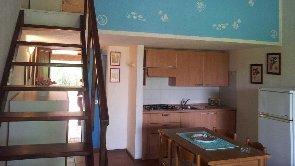 Ferienhaus Ferienwohnung Studio Residence San Teodoro
