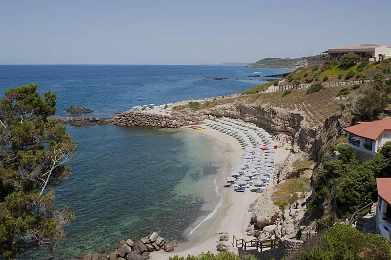 Kemping Wakacja na plaża w Castelsardo