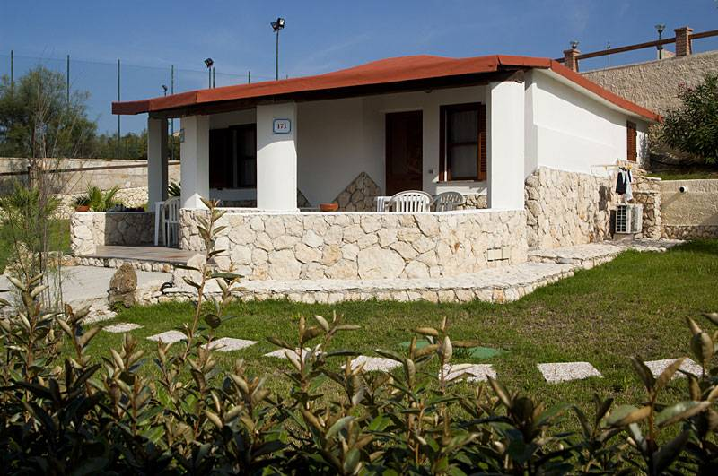 Camping Village Bord de Mer Castelsardo Sardaigne