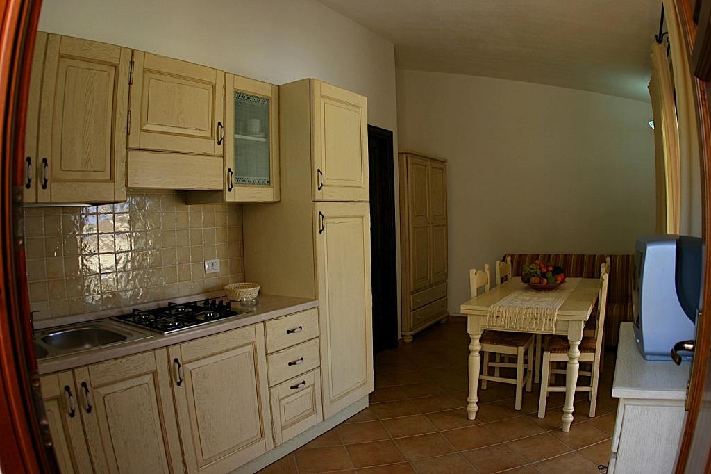 Studio w rezydencji z basenami Badesi, Sardynia