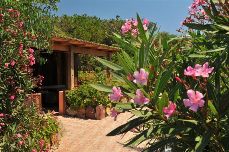 Chalet in camping Village seaside Alghero Sardinia