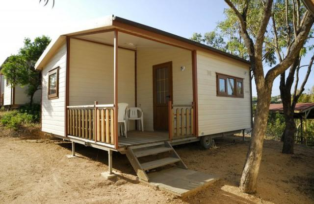 Camping Bungalow Mobil-Home Palau Sardynia