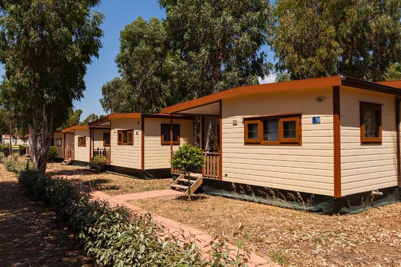 Maison Mobile Camping Village Cala di Porticciolo Alghero