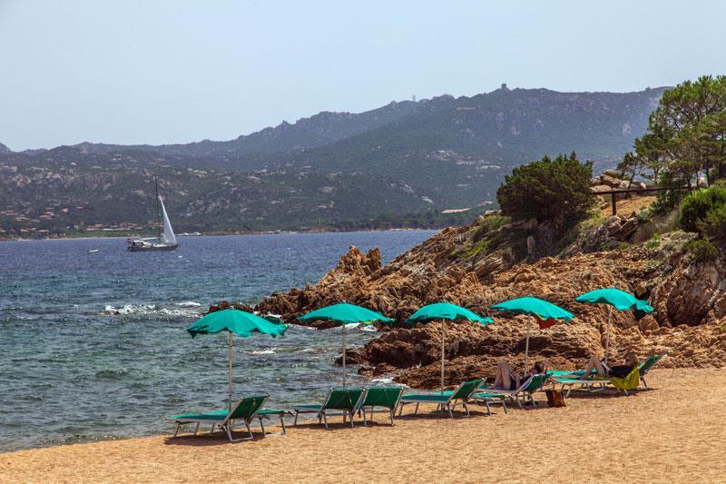 Luksusowe wakacje w miejscowości Cannigione di Arzachena na Costa Smeraldzie