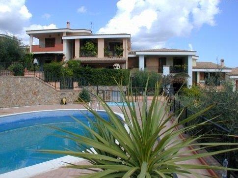 2-pokojowe apartamenty Residence del Sole Villasimius na Sardynii
