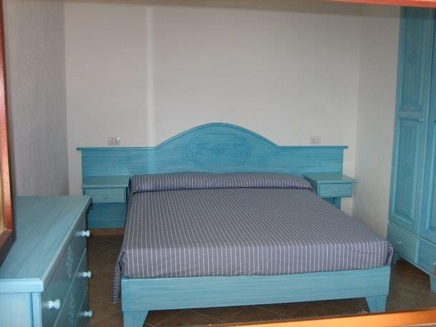 Apartament Pia 1 Porto Pino 700 m od morze