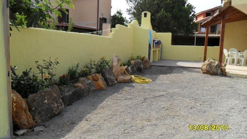 Villa Serenella Is Pillonis Porto Pino 2 km de la plage