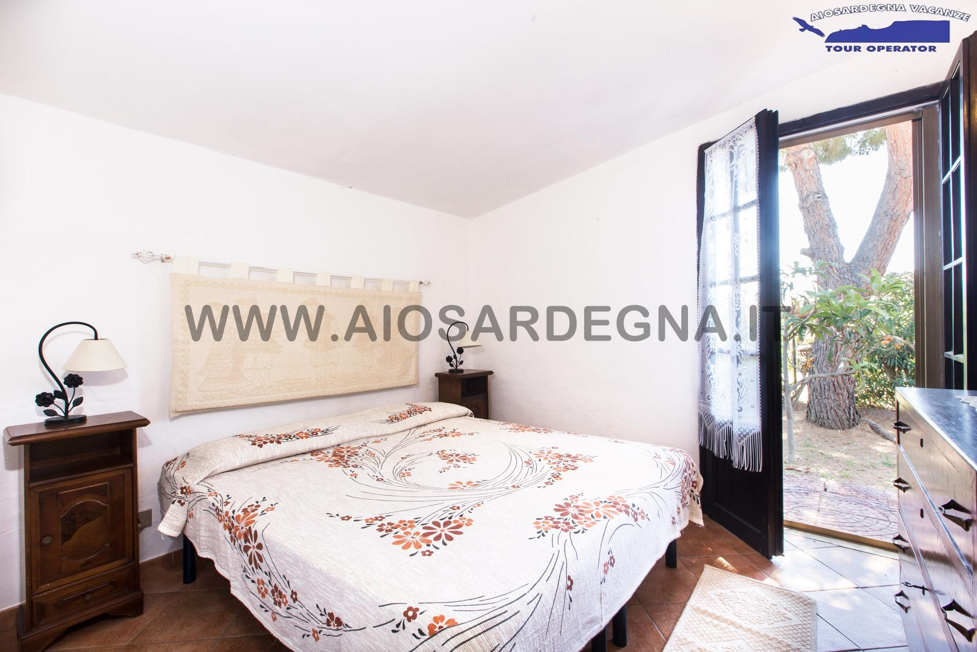 Villa Pizzarro 250m mer Porto Columbu Pula Sardaigne Sud