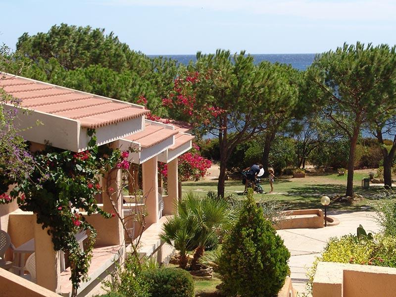 Résidence Porto Corallo 3 Pièces Bord de Mer Costa Rei