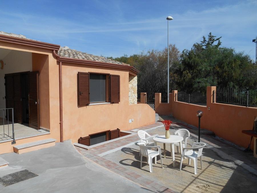 Villa Porto Frailis 300 m Strand Baia San Gemiliano Arbatax