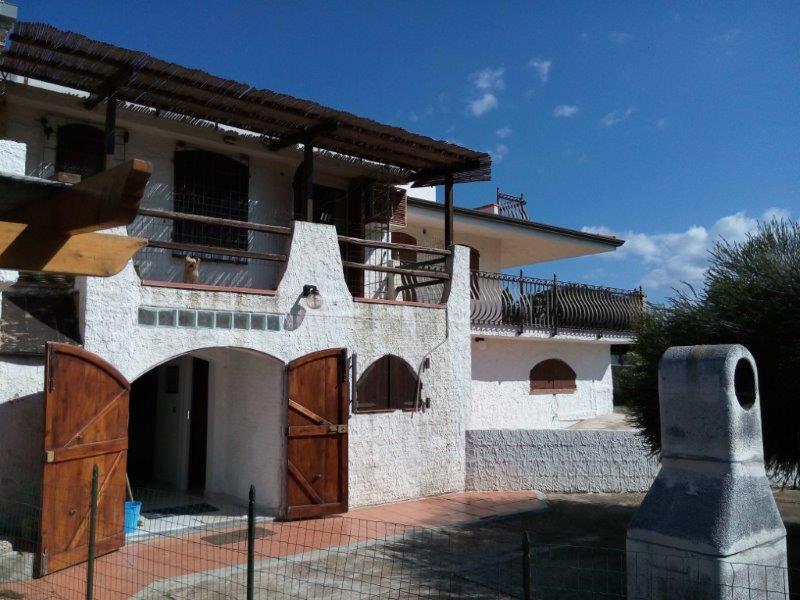 Dom wakacyjny Parter 900 m od morze Porto Pino Sardynia