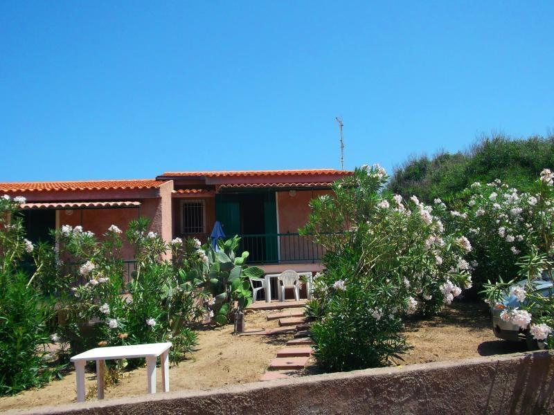 Ferienhaus 100 m zum Strand San Pietro Valledoria