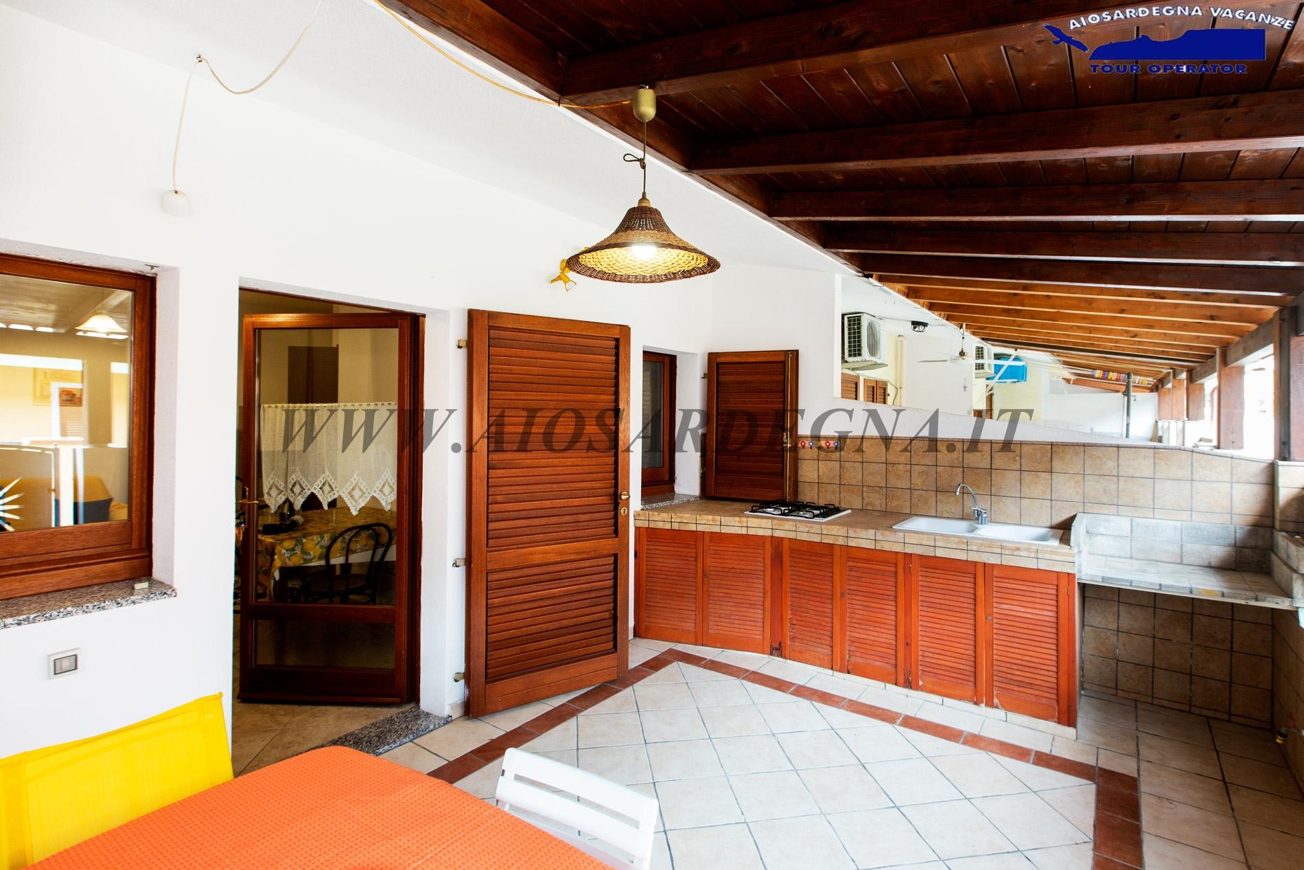 Studio Mulvoni in Pula, Süd-Sardinien