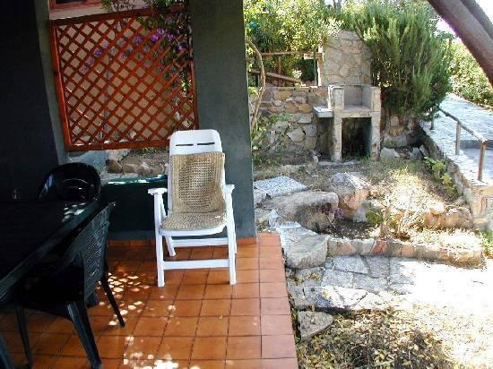 Villa vacance Cristina 400m Plage Is Traias Villasimius