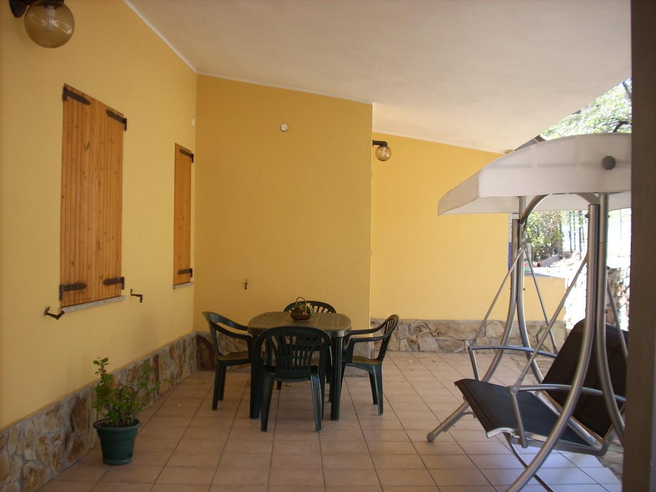 Villa Luisa B 4 pokoje Solanas Południowej Sardynii