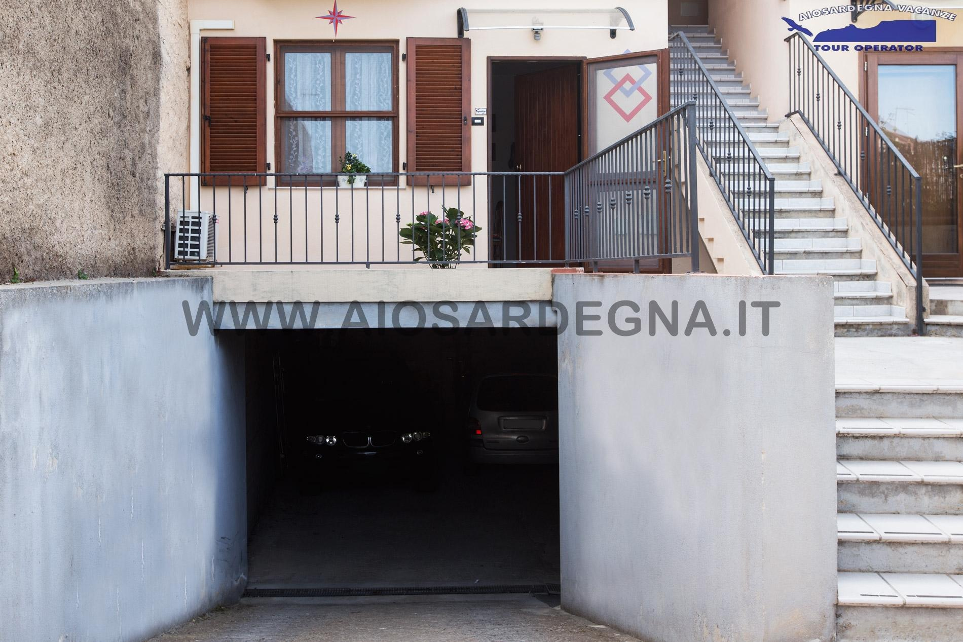 Dom Silvia Apartament w centrum Pula południowej Sardynii