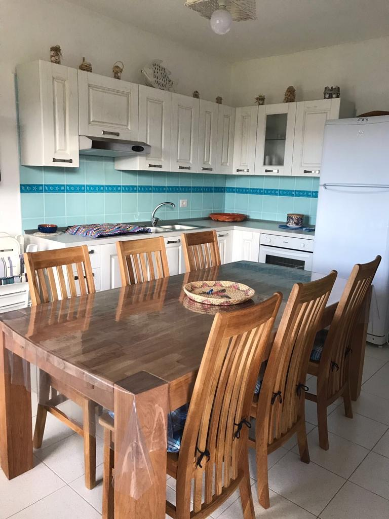 Appartement vacances RDC 300m Plage Baia Chia Spartivento