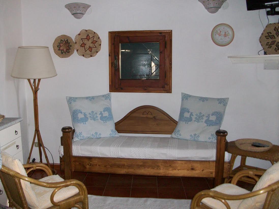 Appartement Vacance vue mer 50m plage Cala Girgolu San Teodoro