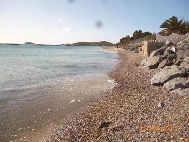 Villa jumelée Pieds dans l'eau Perd'e Sali Pula Sardaigne