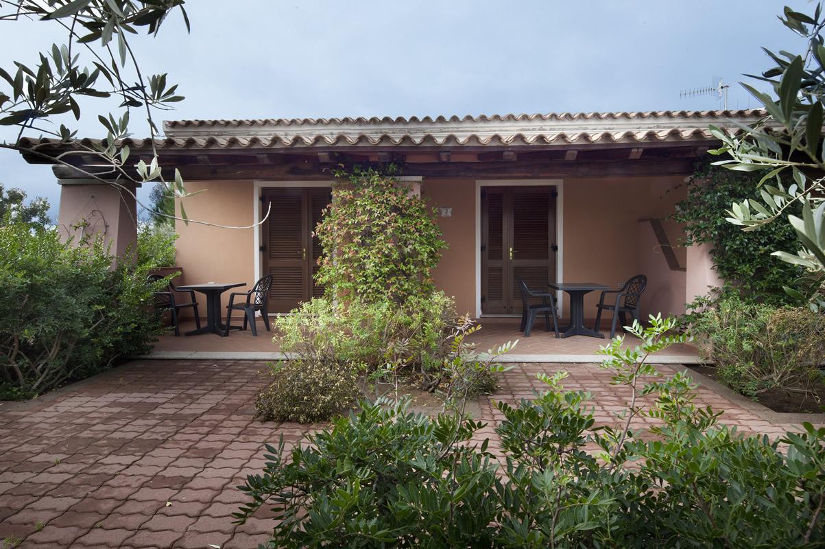 Wohnung Residenz Cala Ginepro Il Mirto 2 zimmer Orosei Sardinien