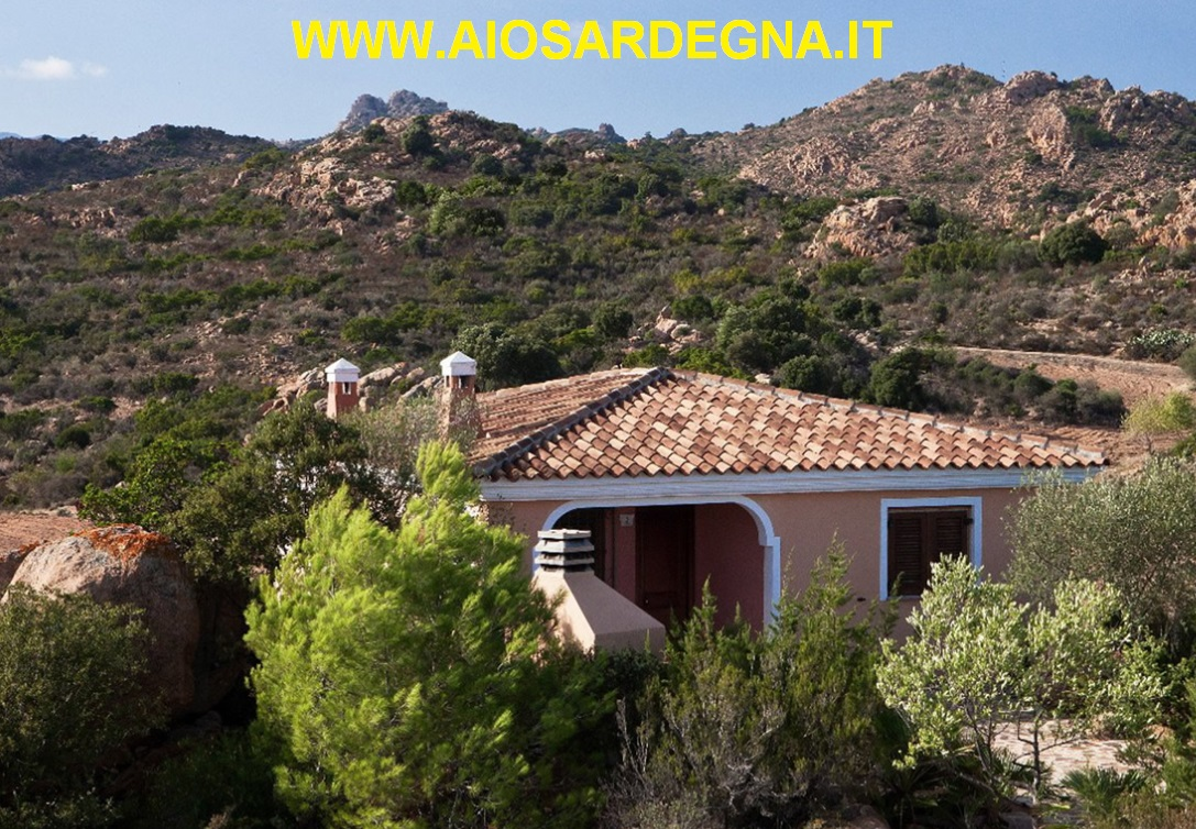 Apartments Bilocal at the residence of Cala Ginepro Orosei Graniti