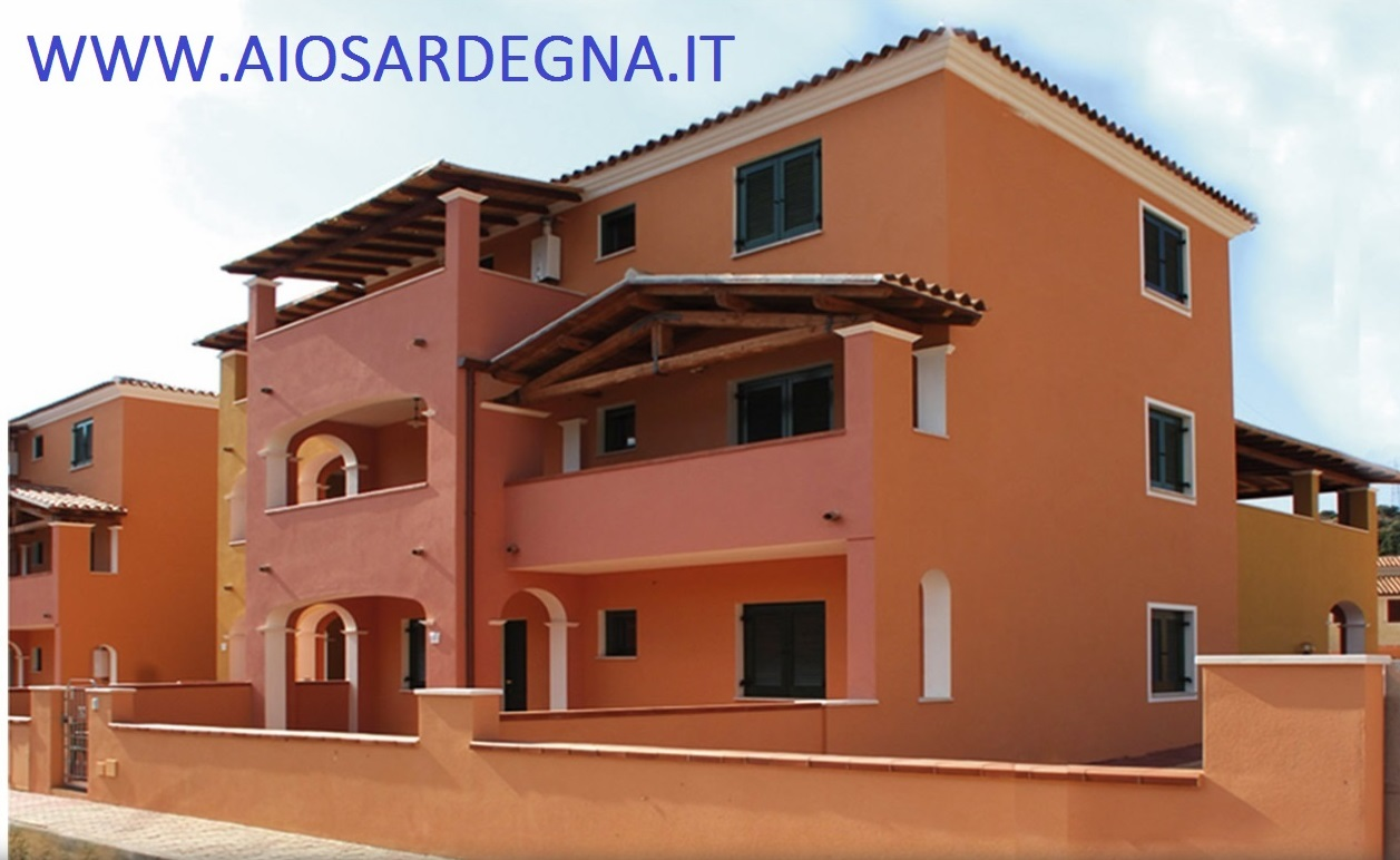 Apartamenty Le Ginestre Cala Liberotto Bilokale Sardynia