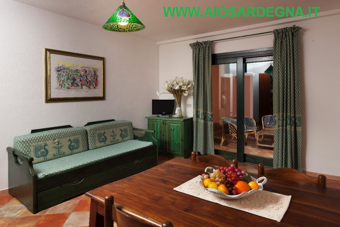 APPARTEMENT BELVEDERE 3 PIECES CALA GINEPRO SARDAIGNE