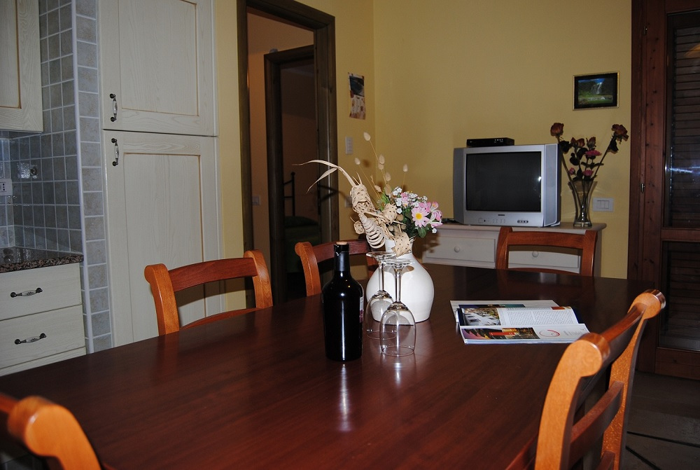 Résidence Porto Pino Appartement Vacances 3 pièces 6 Personnes