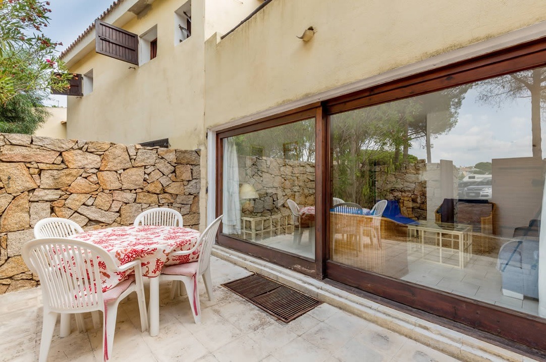 Residence Baia Sardinia seaside Olbia Apartment 4 rooms for 6 pax