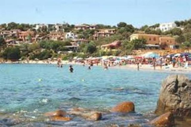 Wohnung Rita 500 m strand Porto Frailis Sardinien