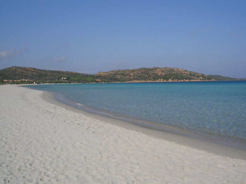 Villa vacances San Teodoro 800m plage 7 pax