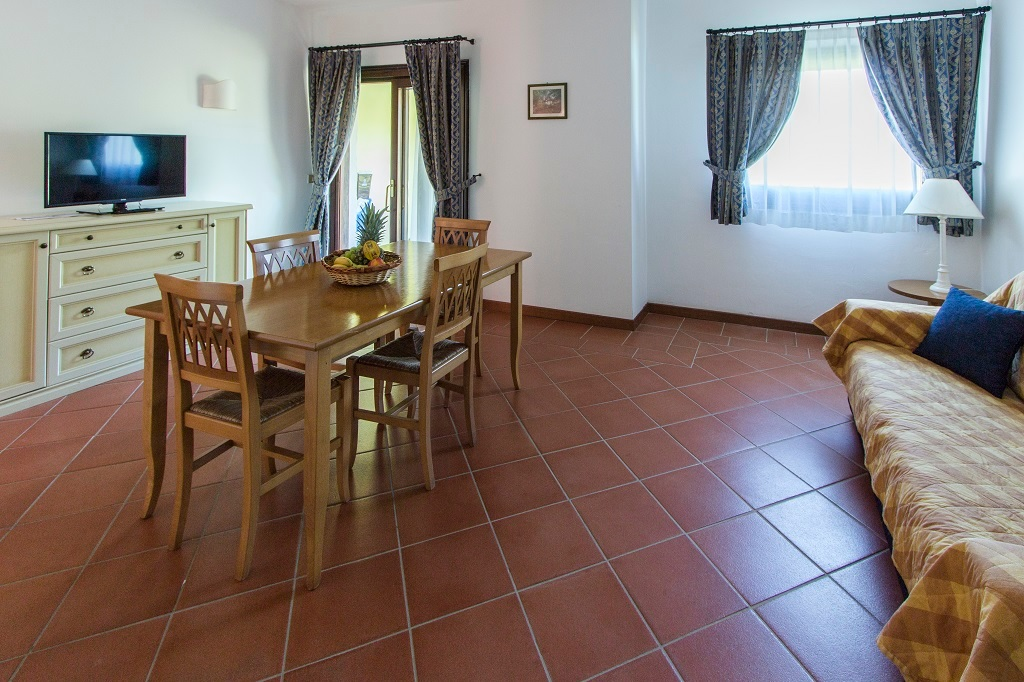 Residence Stintino 2-rooms Apartment with swimming pool
