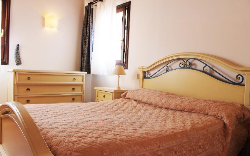 Residenz Stintino Wohnungmit 2 schlafzimmern mit pool